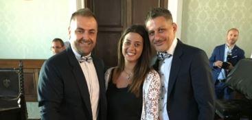 Celebrata la prima unione civile a Catanzaro