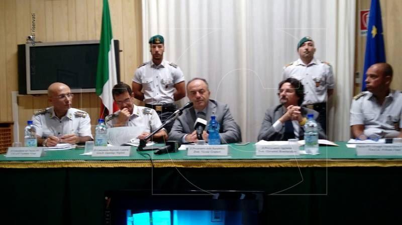 La conferenza a Catanzaro