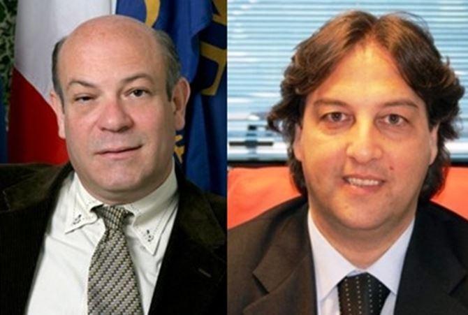 Franco La Rupa e Marcello Socievole