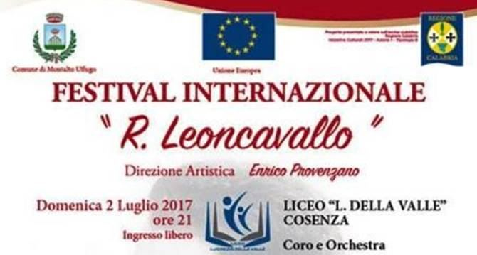 Al Festival Ruggero Leoncavallo con Giannini e Accardo
