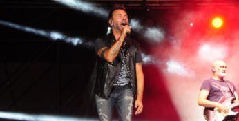 Nek alla Summer Arena di Soverato