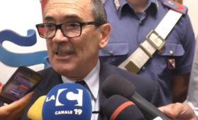 Procuratore Federico Cafiero de Raho