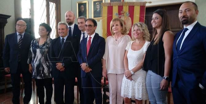 Ufficializzata la nuova giunta comunale di Catanzaro