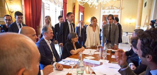 Il ministro Madia a Reggio Calabria