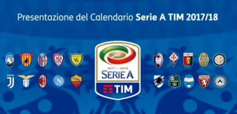 Serie A Tim Calendario E Risultati.Calendario Serie A Milan Juventus Pokemon Movie Title Themes