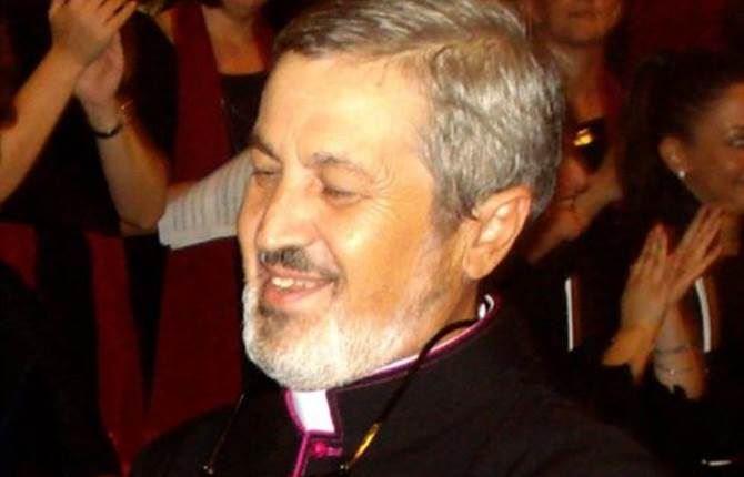Monsignor Giorgio Costantino