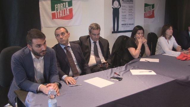 Cosenza, incontro Forza Italia