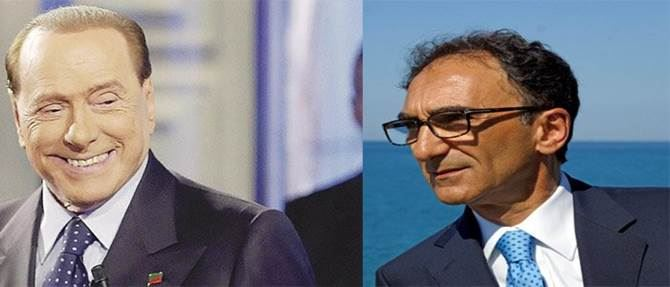 Berlusconi e Abramo
