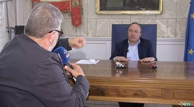 Cosenza, intervista al presidente Iacucci