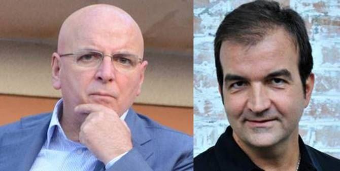 Il presidente Oliverio e il sindaco Occhiuto