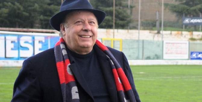 Il presidente Pippo Caffo