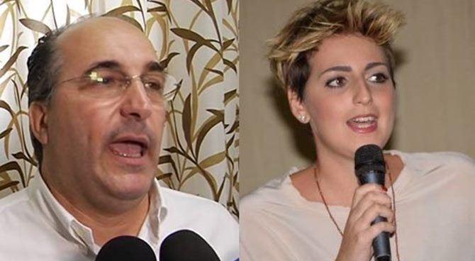 Saverio Greco e Dalila Nesci