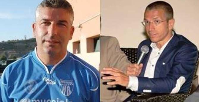 L'allenatore Iannì e il pm Musolino