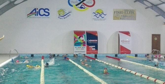 La piscina di Vibo Marina