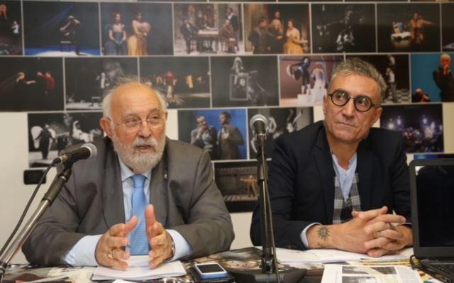 Il rettore Crisci e il responsabile del Tau Fabio Vincenzi