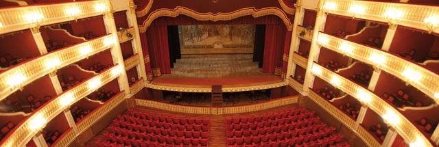 Teatro Alfonso Rendano - Cosenza