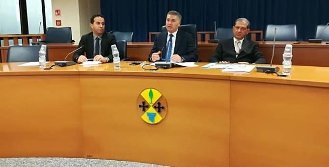 Presentazione proposta legge