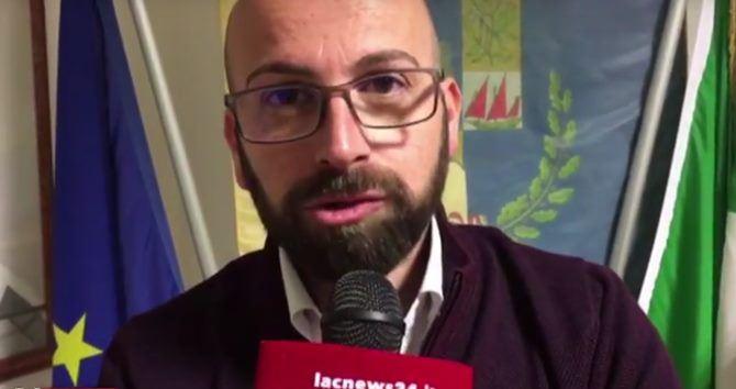 Domenico Vestito, sindaco di Marina di Gioiosa