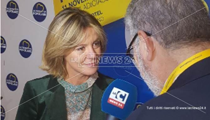 Intervista ministra Lorenzin