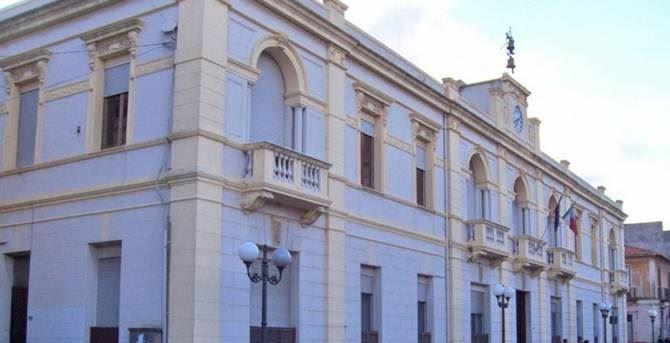 Il Municipio di Villa San Giovanni