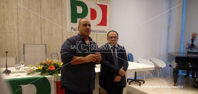 Gianluca Cuda e Antonio Cantisani