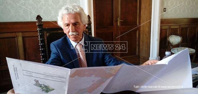 L'avvocato Virgilio Conte assiste legalmente i 25 proprietari dei terreni in località Tiriolello