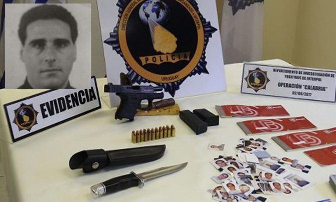 'Ndrangheta, latitante da 25 anni: Morabito arrestato in Uruguay