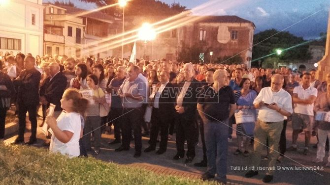 Manifestazione Taurianova