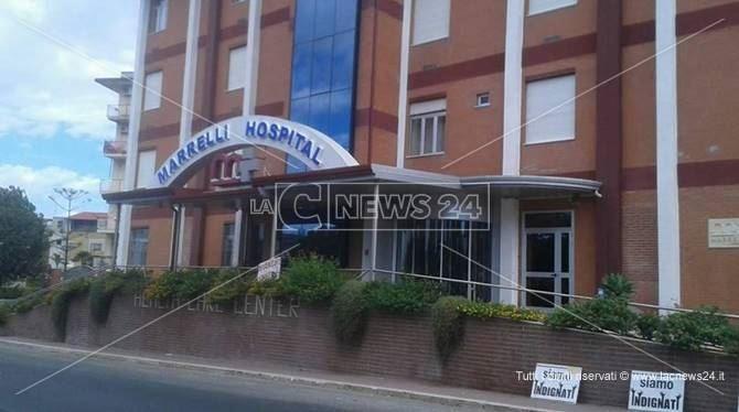 Crotone, Marrelli Hospital