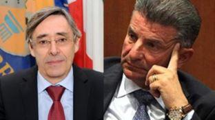 Sinibaldo Esposito e Francesco D'Agostino