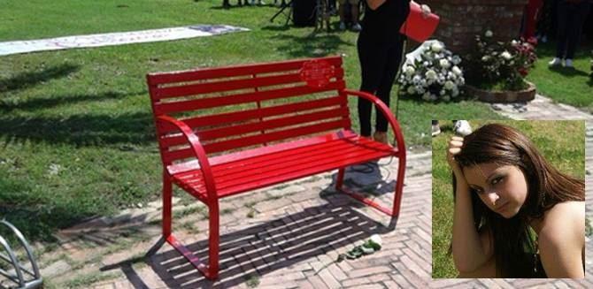 Panchina rossa, Fabiana Luzzi