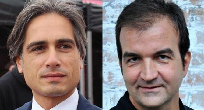 Giuseppe Falcomatà e Mario Occhiuto