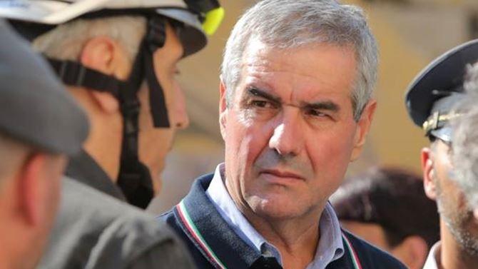Angelo Borrelli, capo della Protezione civile nazionale