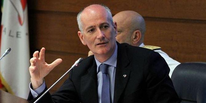 Il prefetto Franco Gabrielli