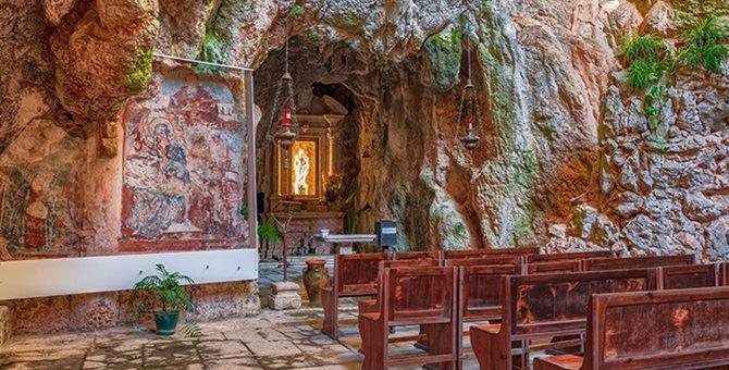 Il santuario di Santa Maria della Stella
