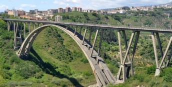 Il ponte Bisantis di Catanzaro