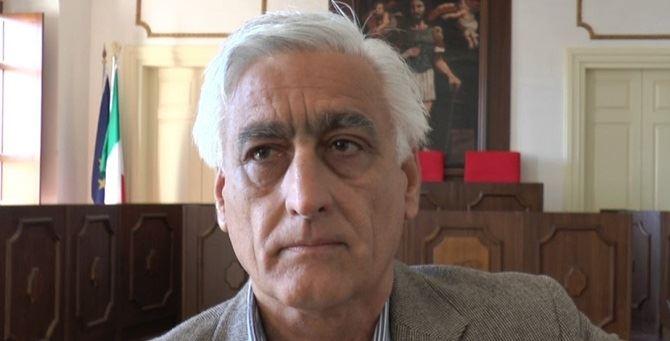 Il sindaco Pasquale Muccari