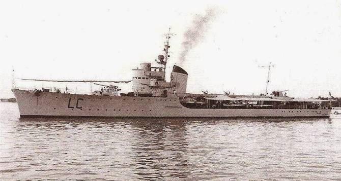 La nave Lince