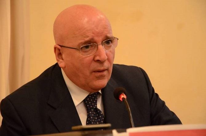 Il Governatore Mario Oliverio