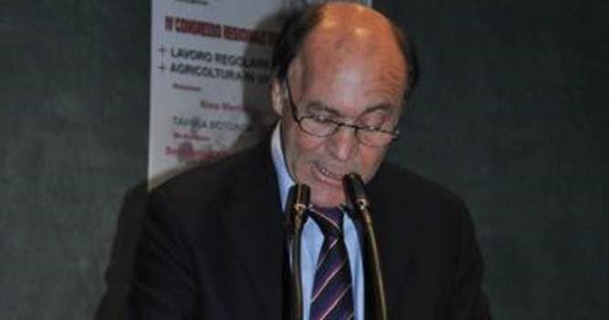 Antonio Merlino, segretario regionale Uila