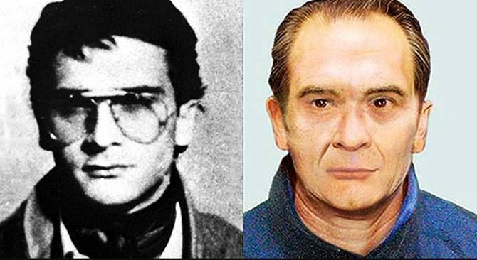 Matteo Messina Denaro al momento della scomparsa e come dovrebbe essere oggi