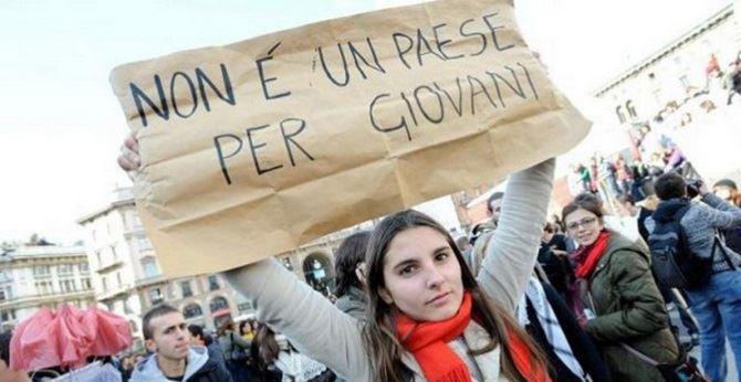 Calabria, tra le peggiori dell'Unione Europea per disoccupazione giovanile