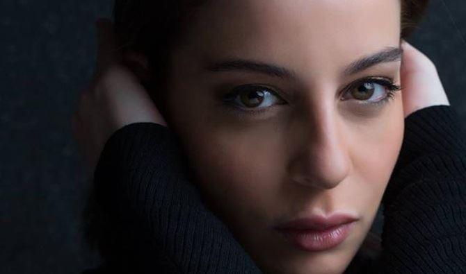 L'attrice calabrese Paola Rubino