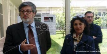 Giuseppe D'ippolito e Rosina Mendicino
