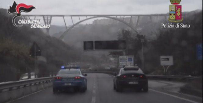 Blitz antidroga a Catanzaro: 51 persone in arresto