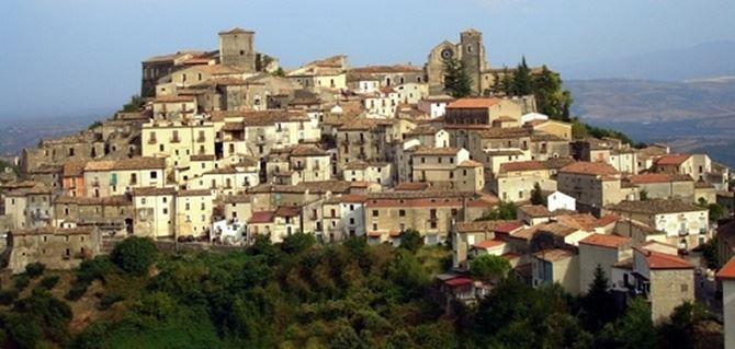 Altomonte, uno dei borghi della Calabria