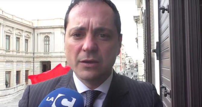 Marco Siclari, senatore di Forza Italia