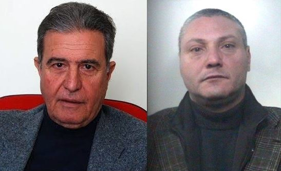 Giuseppe Iaria e Gesualdo Costantino