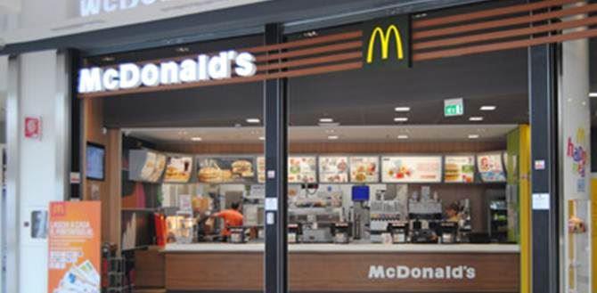 È a Reggio Calabria il McDonald\'s più solidale d\'Italia