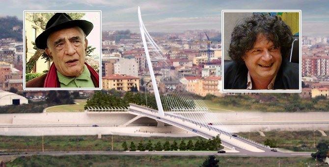 Inaugurato Ponte Calatrava a Cosenza